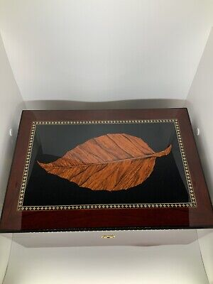 Quality Importers Deauville 100 Cigar Humidor