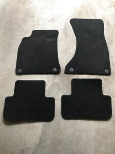 Audi A4 Allroad cloth floor mats