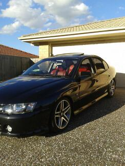 holden SS V8 ( red leather and sunroof ) Rochedale South Brisbane South East Preview