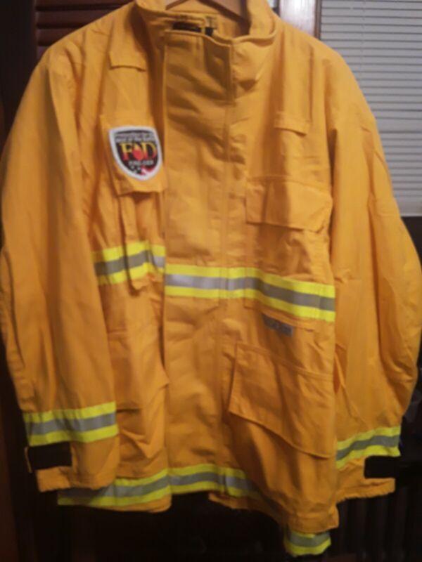 EMS Gear Fire Dex Crosstech fire jacket