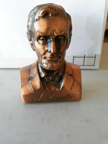 Banthrico bank Abrahim Lincoln bust with key Lincoln Federal Louisville KY