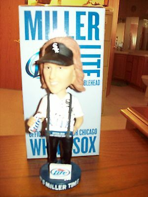 White Sox Miller Lite female Beer Vendor Bobblehead SGA (Beer Vendor)
