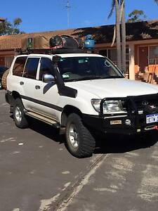 1999 Toyota LandCruiser Wagon Wentworth Falls Blue Mountains Preview