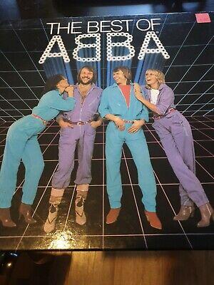 The Best of Abba 1972-1981 5 LP Box Set -Box Excellent , Vinyls Near Mint