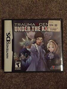 Trauma Centre Under The Knife 2 Nintendo DS Game