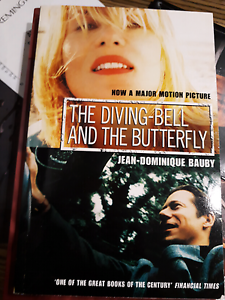 Book: the diving-bell and the butterfly Moonee Ponds Moonee Valley Preview