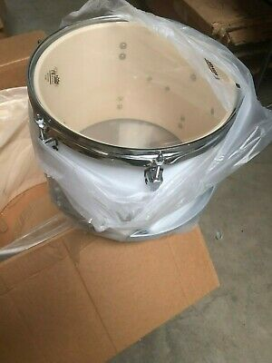 NEW LUDWIG ELEMENT 3 PIECE DRUM SHELL PACK SET WHITE 22X18, 12X9, 13X9 Drum Set Shell Pack