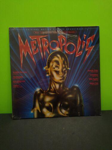 Metropolis Original Motion Picture Soundtrack LP Vinyl Album Record Sealed - $18.81