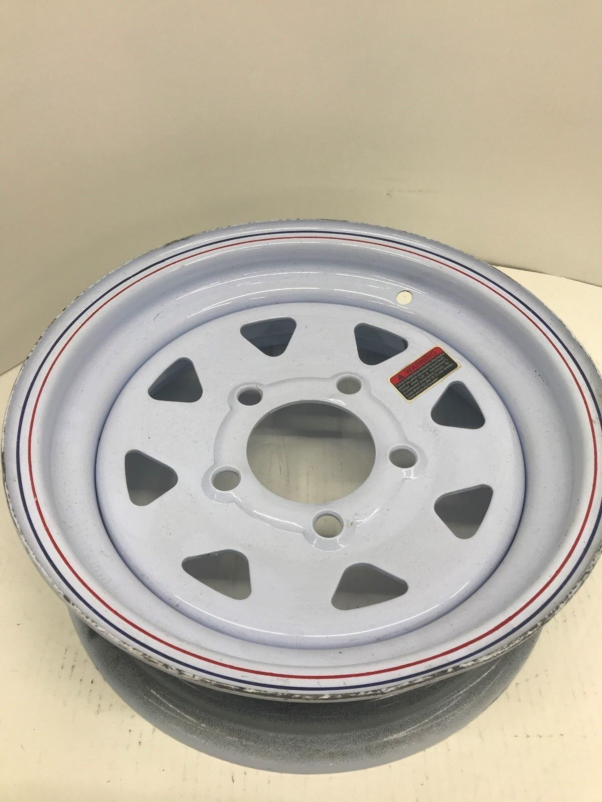 "12"" WHEEL 5 HOLE PAINTED SPOKE (20132)"