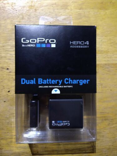 GoPro HERO4 Dual Battery Charger Includes Rechargeable Battery  - $16.99
