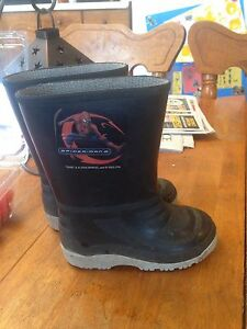 Spider man rubber boots