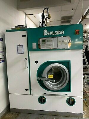 Realstar 40lbs Hydrocarbon Dry Cleaning Machineyear 2016