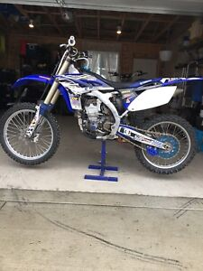 2011 YZ250F for sale.