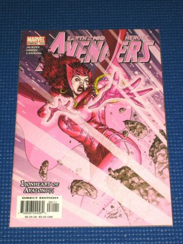 Marvel Comics:  THE AVENGERS: EARTH'S MIGHTIEST HEROES: PSR 81.  VF Cond
