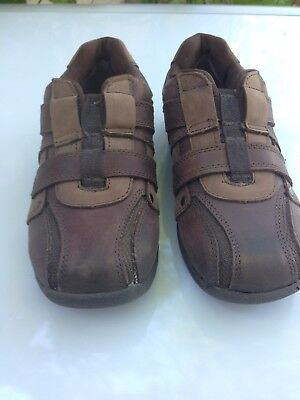 4a8f670c1cae  12.99. KENNETH COLE Compensation Brown Sneaker Pull On Shoes ...