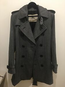 Burberry London wool coat Crows Nest North Sydney Area Preview