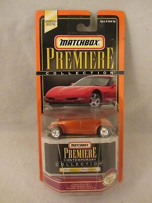 Matchbox , Premiere Collection  - Plymouth Prowler  NOC  1:64  (318MH)  35595