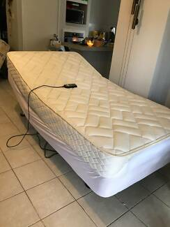 Electrical adjustable bed