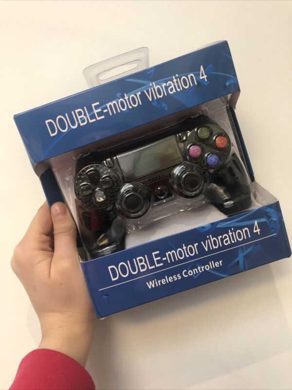 double+motot+vibration+4+wireless+controller