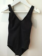 BLOCH PIA GIRLS LEOTARD BLACK SIZE CHS Pagewood Botany Bay Area Preview