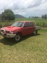 2002 Holden Rodeo 4x4 Turbo Diesel Intercooled Dual Cab Bauple Fraser Coast Preview