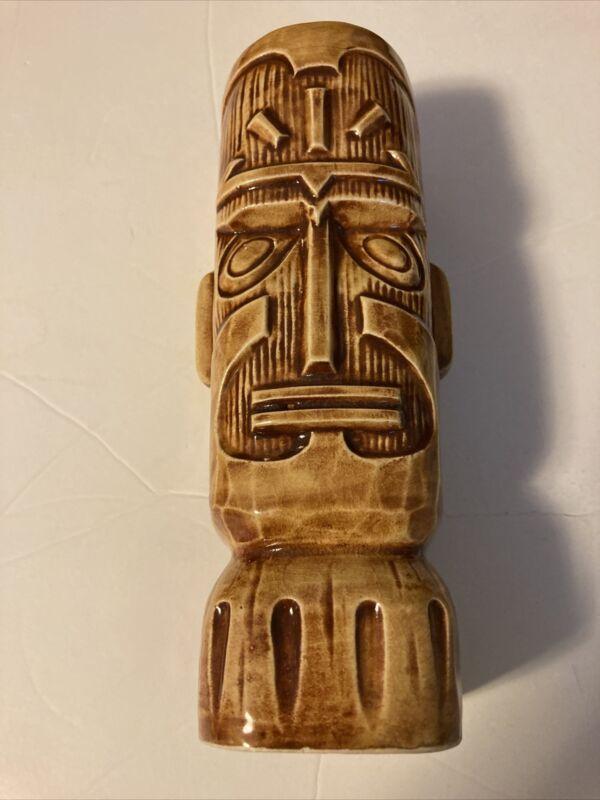 Vintage  Otagiri TIKI Mug  Hawaii/Polynesian  Collectible  Small Chip