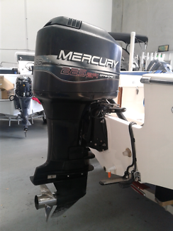 MERCURY 225HP OFFSHORE EFI OUTBOARD