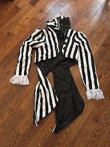 Box of competitive dance  costumes