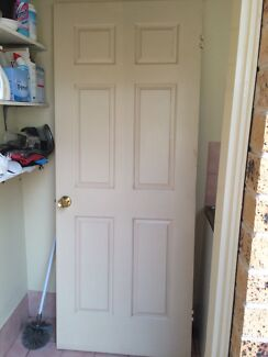 FREE solid timber door Riverview Lane Cove Area Preview