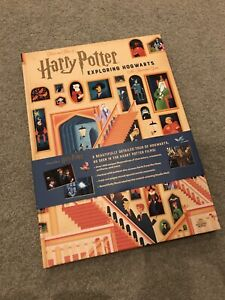 Harry Potter Exploring Hogwarts book - As new, unwanted gift