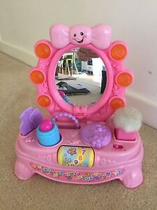 Fisher Price Dressing table/mirror Marino Marion Area Preview