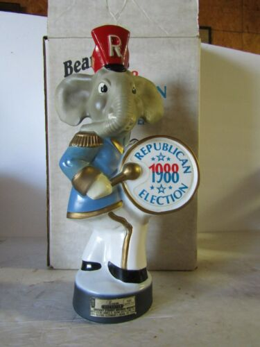 Jim Beam 1988 Republican Election Decanter