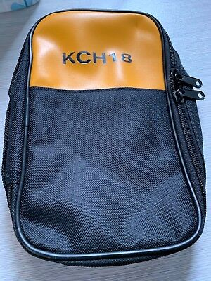 2313cm Polyester Soft Carrying Case Multimeter Bag For Fluke Idea Hioki Uni-t