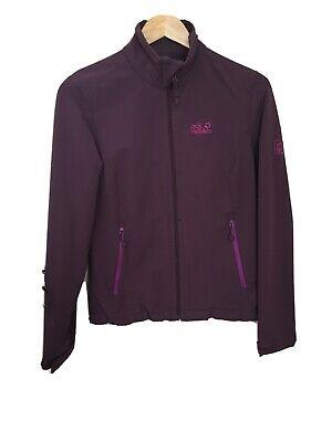 Jack Wolfskin Purple Jacket Size 10