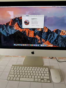"Apple Mac Desktop 21.5"" Late 2013 Terrigal Gosford Area Preview"