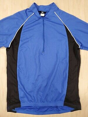 Large CANARI Women/'s Dream Cycling Jersey Short Sleeve Full Zip Front Ventilated
