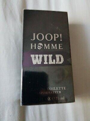 Joop! - Homme Wild - Eau De Toilette - 75ml - New & Sealed