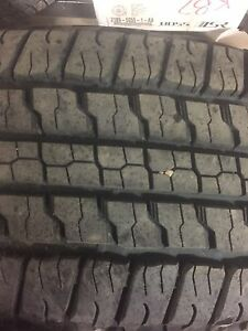 P265/65/r18 Goodyear Fortitude
