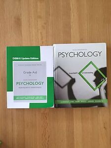 Psychology From Inquiry to Understanding and Grade Aid Textbook