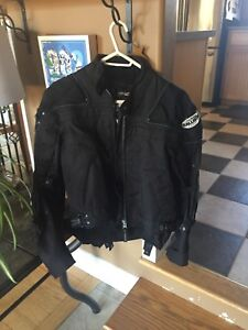 Woman's size med motor cycle jacket