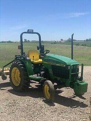 John Deere 4300 Tractor