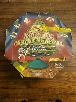 Full Rotate EZ Christmas Rotating Christmas TREE STAND For Artificial
