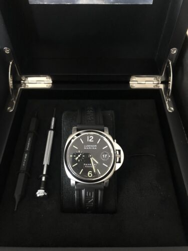 Panerai PAM 048- recently Serviced by Panerai! - watch picture 1