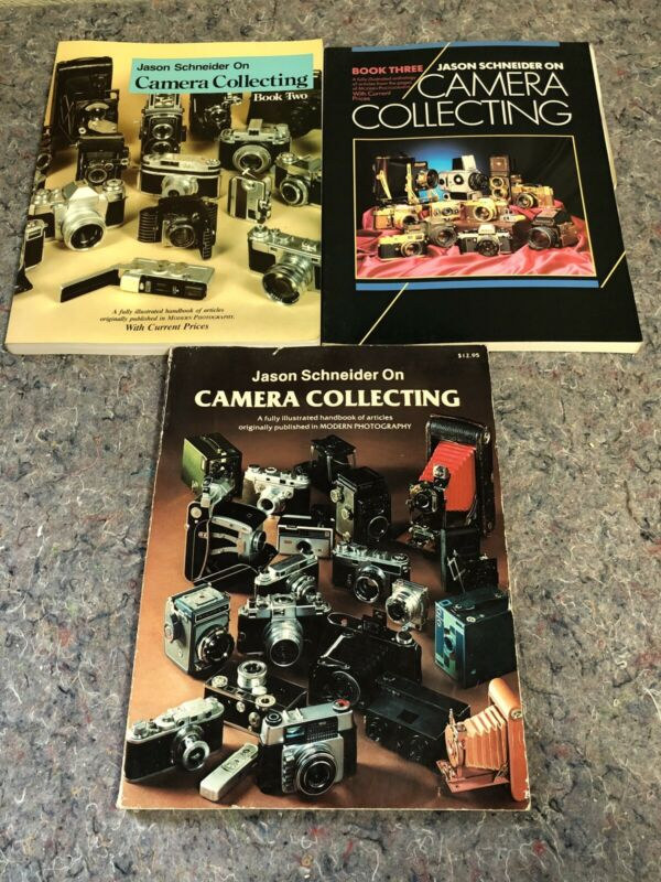 Jason Schneider On Camera Collecting - Volumes 1, 2, & 3
