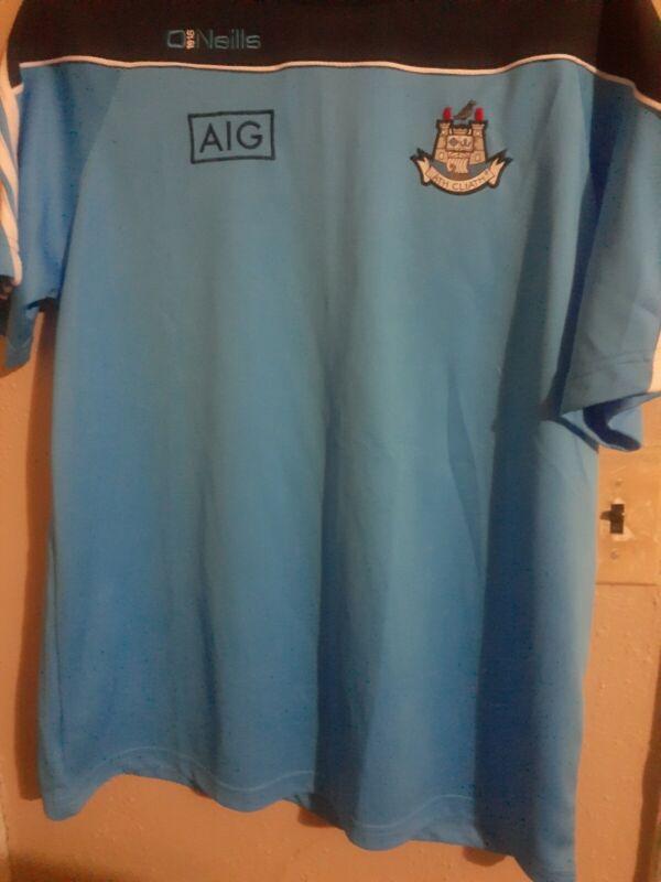 Dublin GAA O'Neills Football Jersey Men's Large AIG