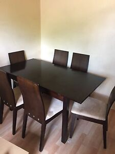 Used Table and Chairs Fairfield Fairfield Area Preview