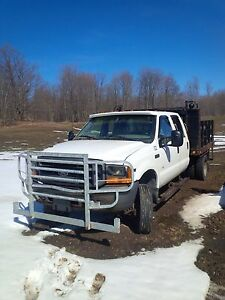 2000 Ford F-350 V-10 4WD
