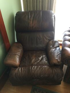 Moran Leather Recliner & moran recliner | Gumtree Australia Free Local Classifieds islam-shia.org