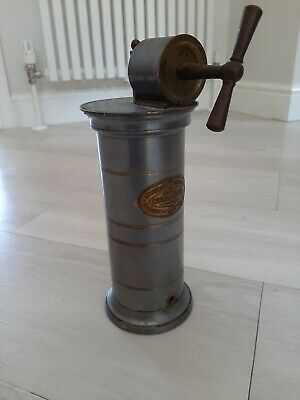 Antique French Medical Irrigateur Irrigator No. 2 Pump Medical Instrument (31)