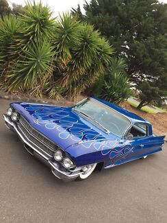 1962 cadillac coupe deville, hotrod, lowrider, not Chev Xy buick